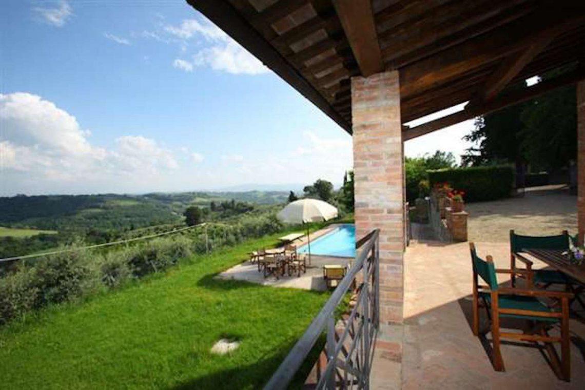 Weingut in Chianti zu verkaufen 13