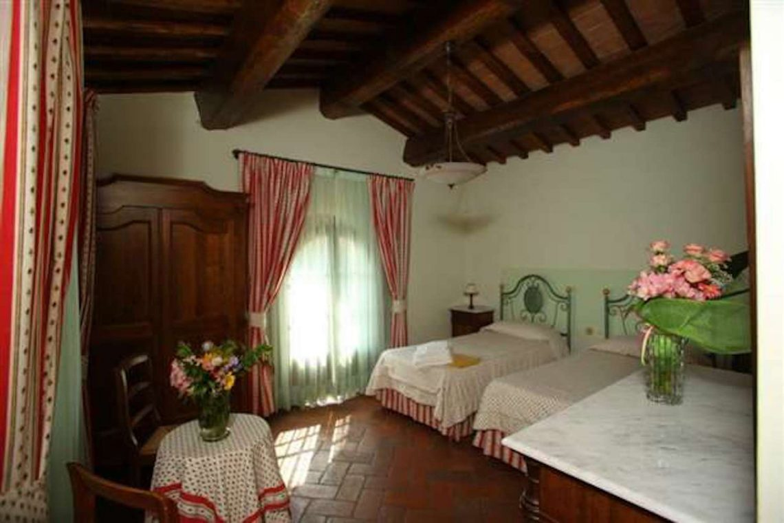 Winery in Chianti for sale 43