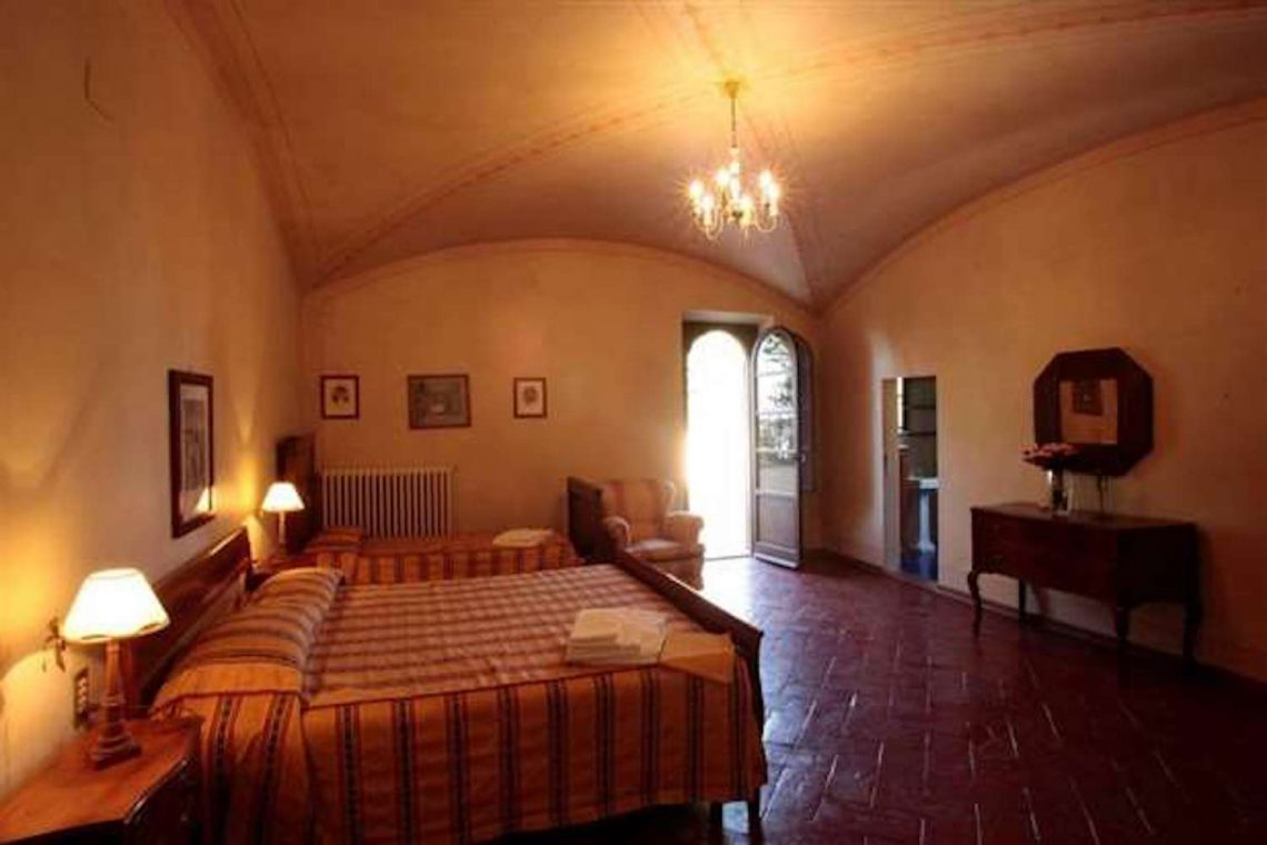 Winery in Chianti for sale 44