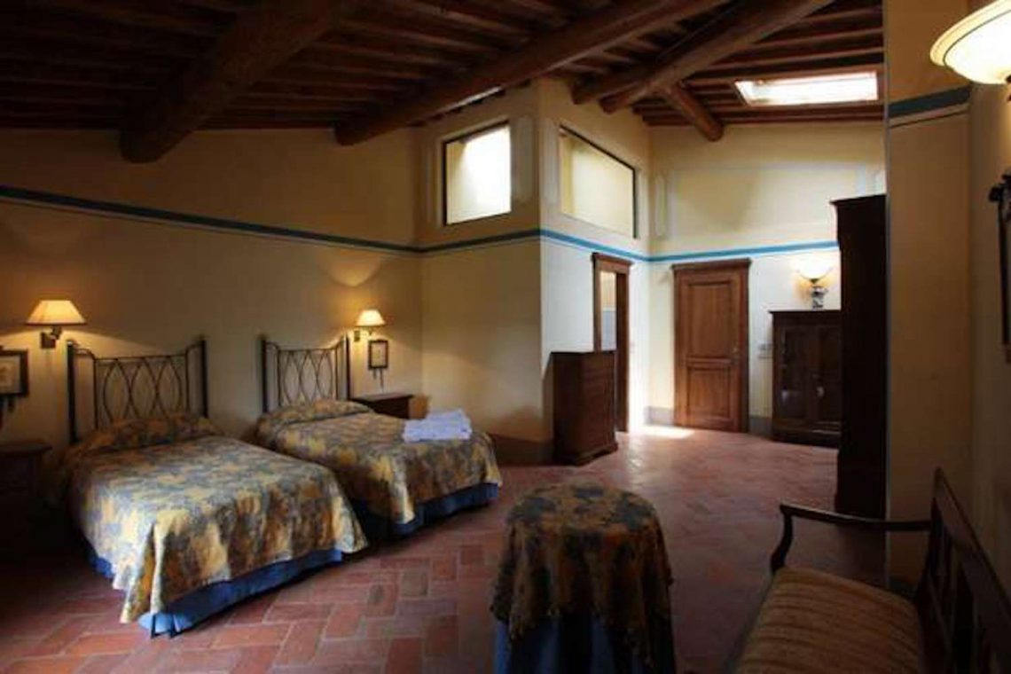Winery in Chianti for sale 47