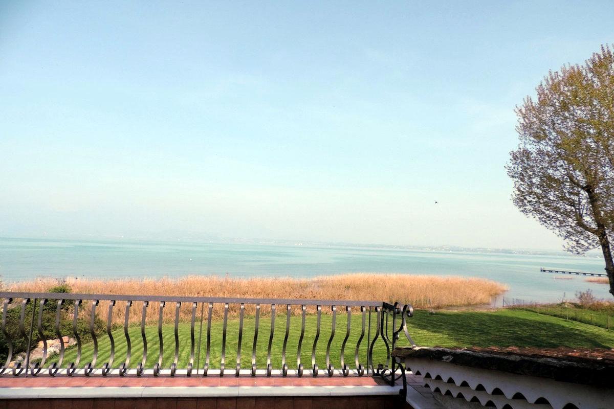 Haus Direkt am Gardasee mit direktem Zugang zum Strand