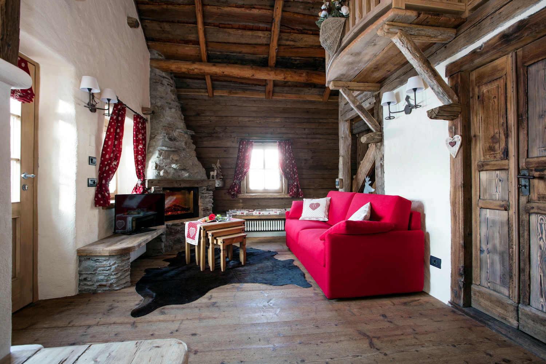Luxus Chalet in Livigno zum Vermieten