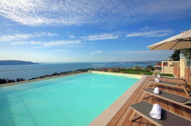 Villa zu verkaufen am Gardasee in Toscolano