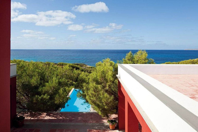 Villa Formentera zur Miete direkt am Wasser und mit Pool