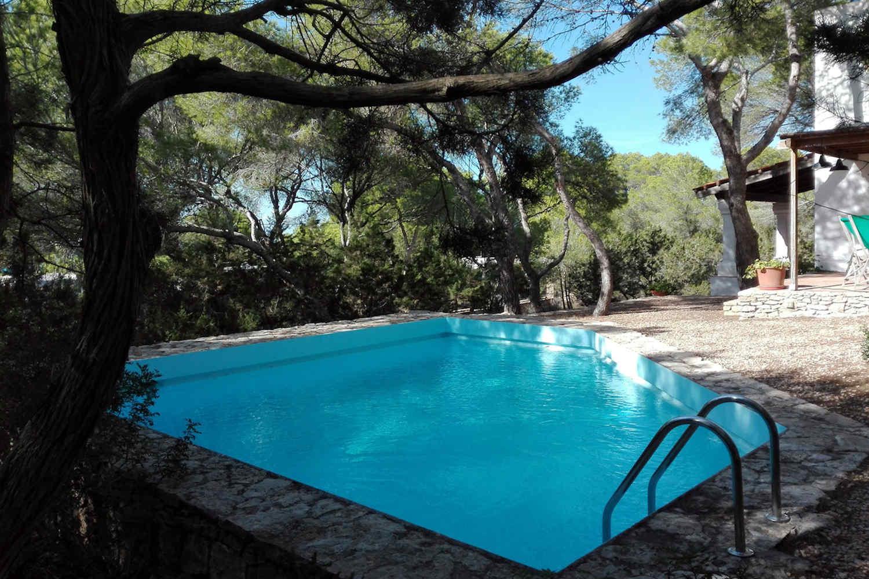 Villa in Formentera zu vermieten in Naturpark