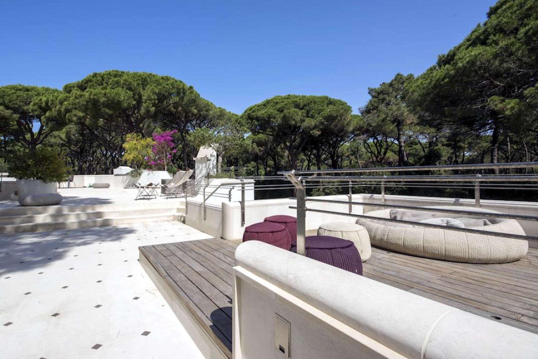 Villa am Wasser in Toskana zu vermieten
