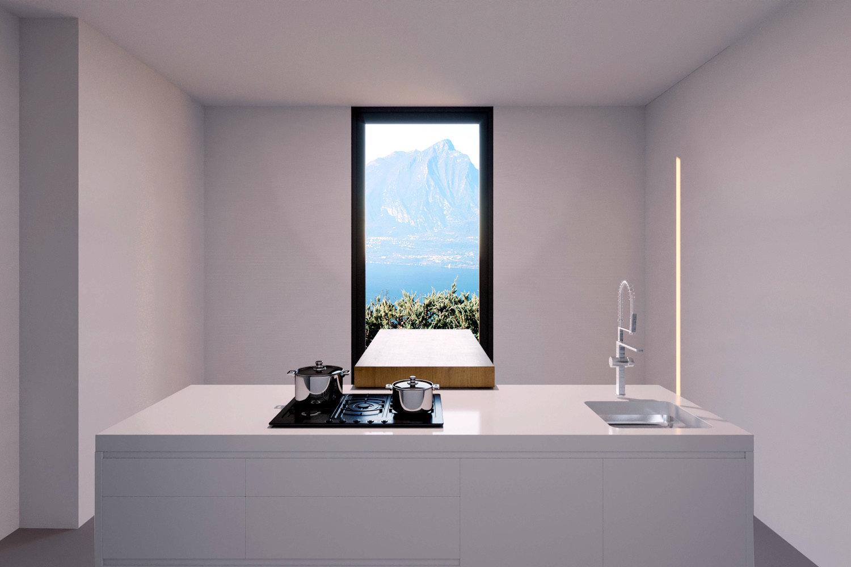 Villa in Torri del Benaco zum Kauf mit Seeblick