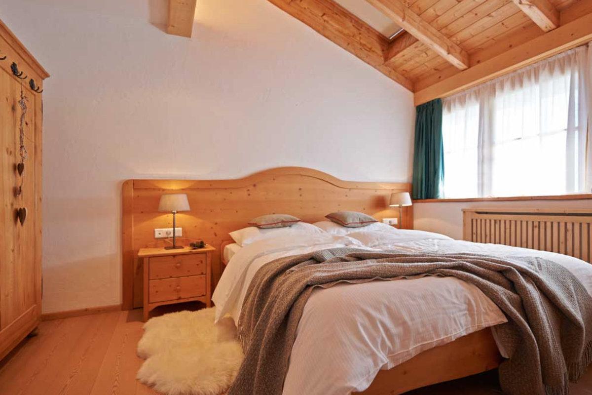 Chalet Dolomiten Suites & SPA mit bergblick