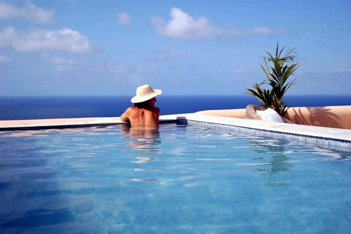 Villa Formentera mieten direkt am Meer