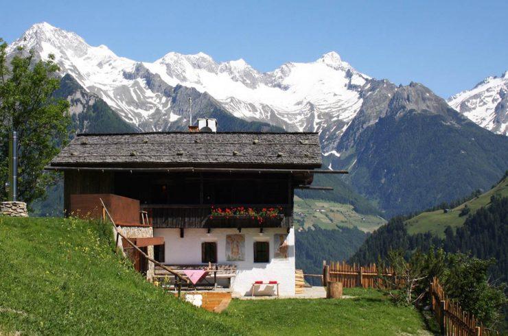 Luxus Chalet Dolomiten Neben Skipisten