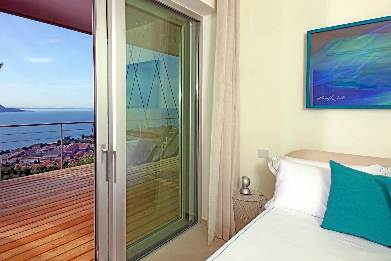 Villa am Gardasee zum vermiete mit seeblick